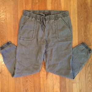 Anthropologie Joggers - Gray